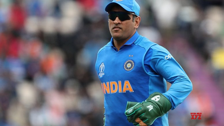 Can't allow Army insignia on Dhoni's gloves, ICC tells BCCI