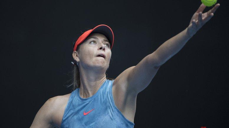 Maria Sharapova plans to return to Mallorca Open