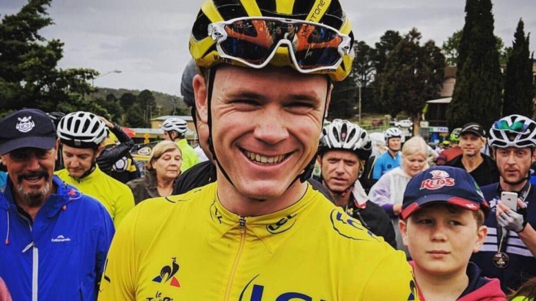 Froome remains in intensive care after accident