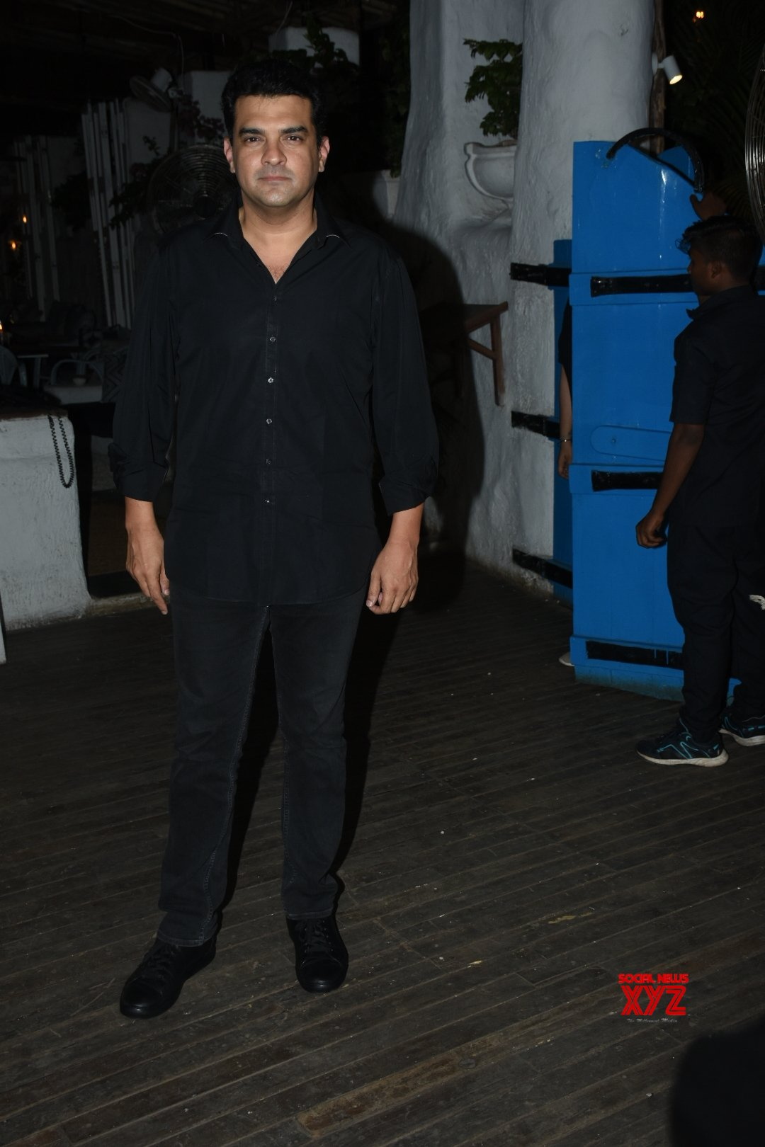 "Mumbai: Film ""The Sky Is Pink"" wrap - up party - Shonali Bose, Ronnie Screwvala, Siddharth Roy Kapur - #Gallery"