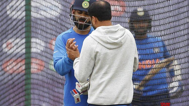 India aim to avenge warm-up loss against Kiwis