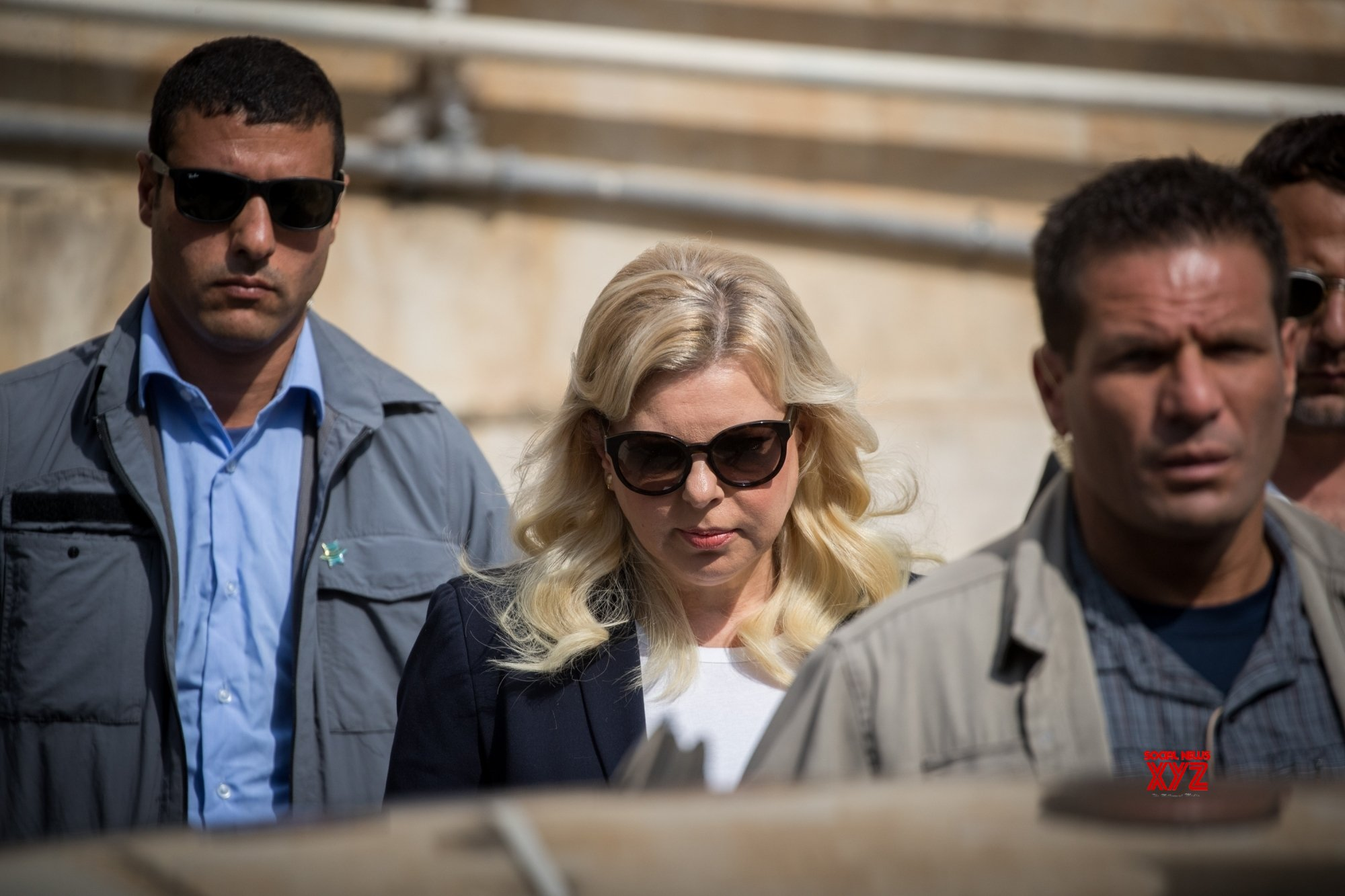 Israeli PM's wife signs plea deal over meal fraud case