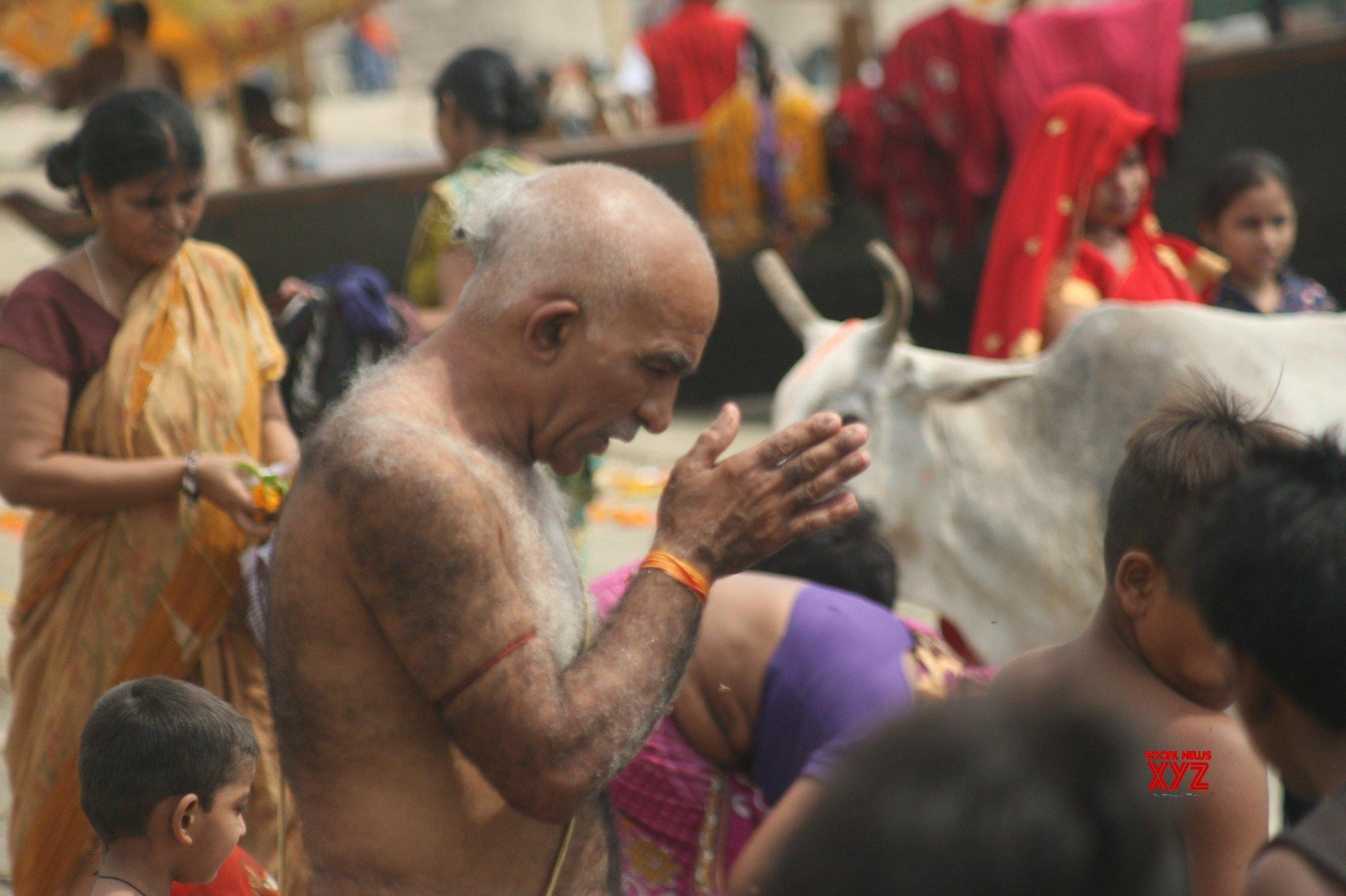 Varanasi: Ganga Dussehra #Gallery