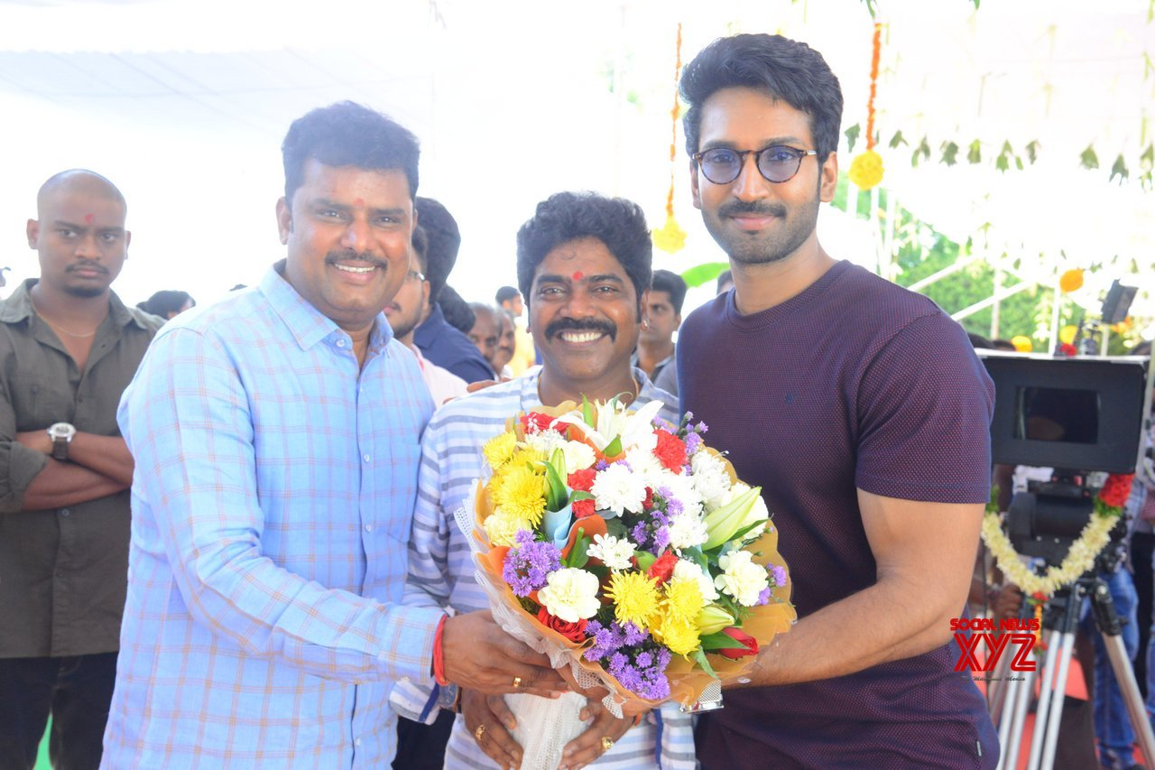 Aadhi Pinisetty's Clap Movie Opening Gallery Set 2