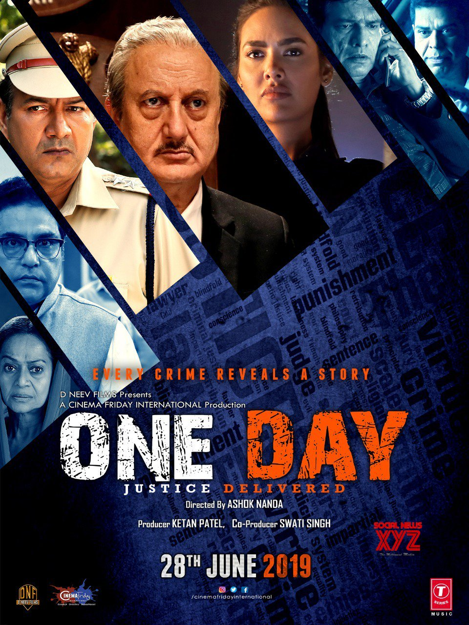 One Day Movie New Release Date Poster