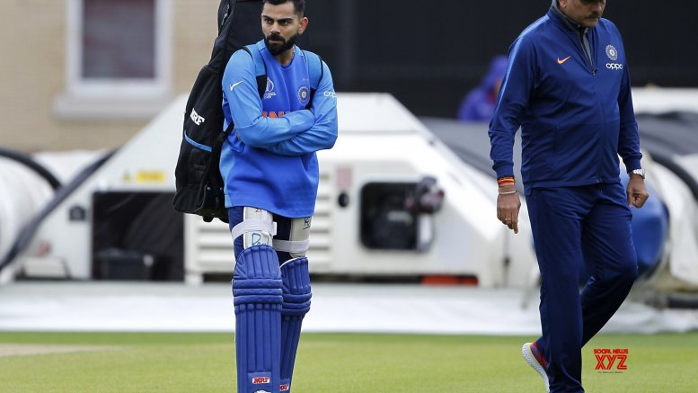 Coach Shastri and team to get 45-day extension after WC