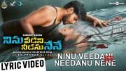 Ninu Veedani Needanu Nene | Ninu Veedani Needanu Nene Lyric | Sundeep Kishan, Anya Singh | SS Thaman (Video)