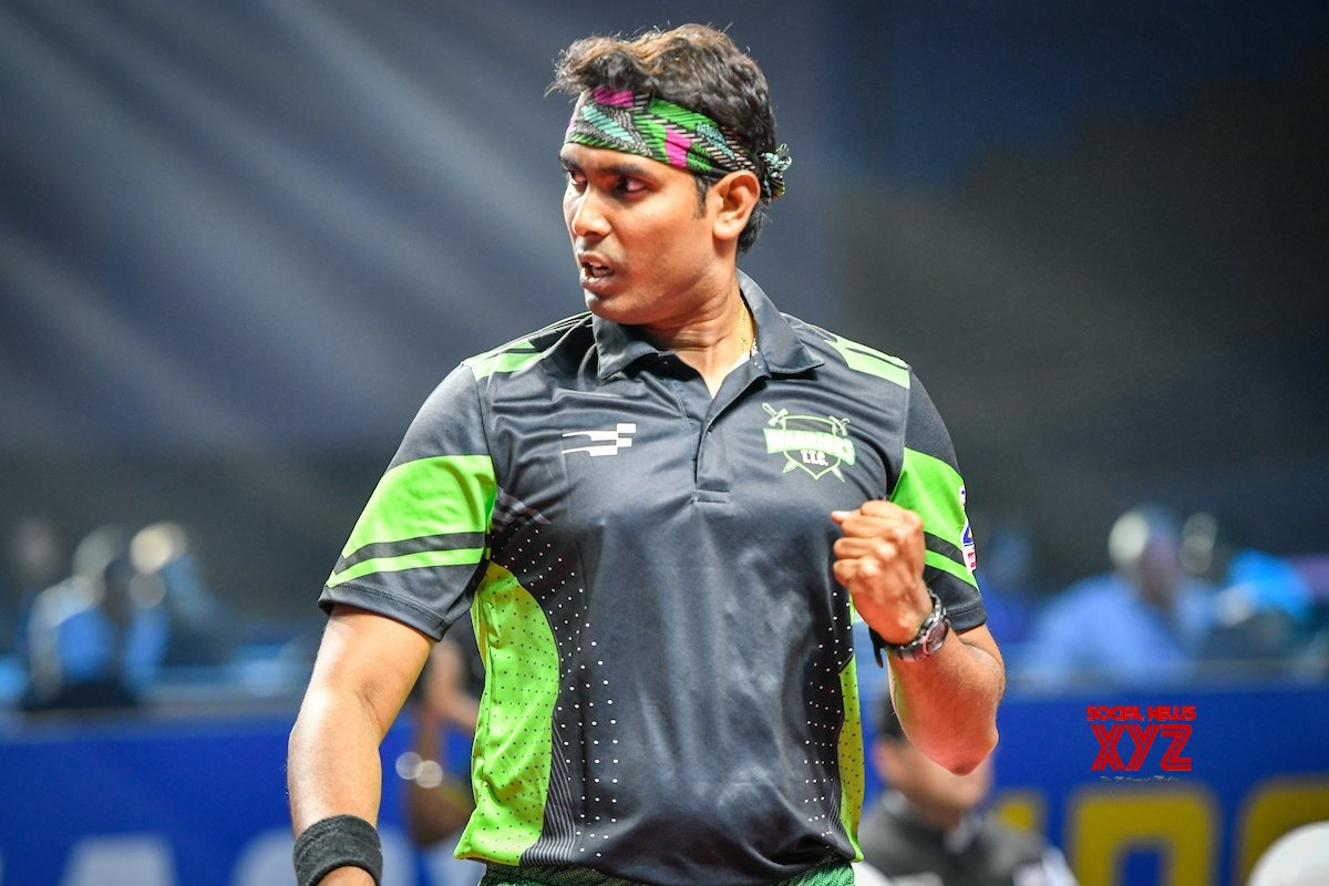 Sharath's pullout opens door for hopefuls in TT tourney