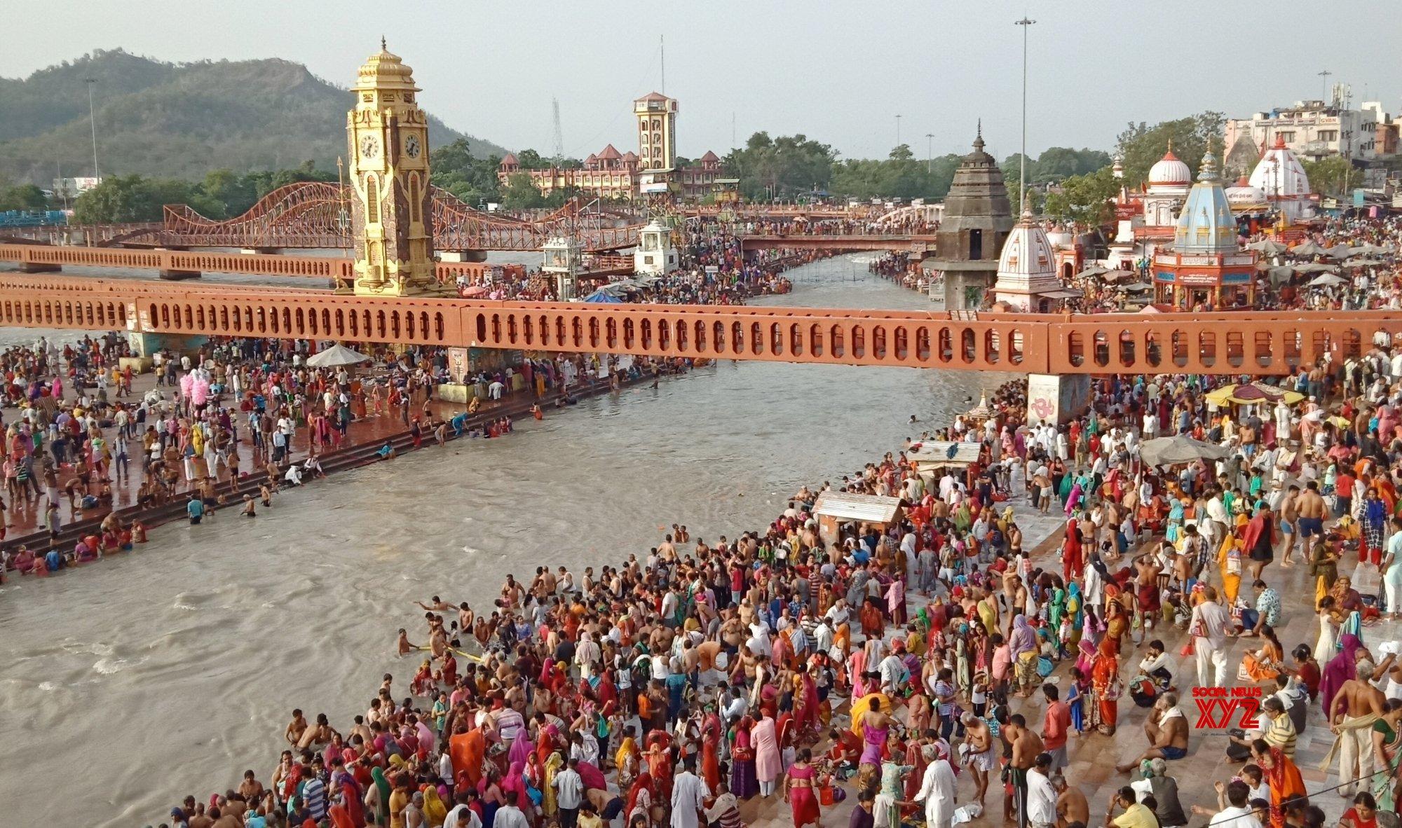 Haridwar: Nirjala Ekadashi #Gallery