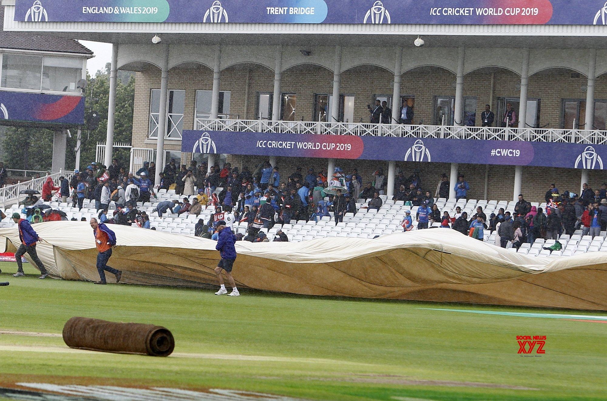 Nottingham (England): World Cup 2019 - Match 18 - India Vs New Zealand (Batch - 1) #Gallery