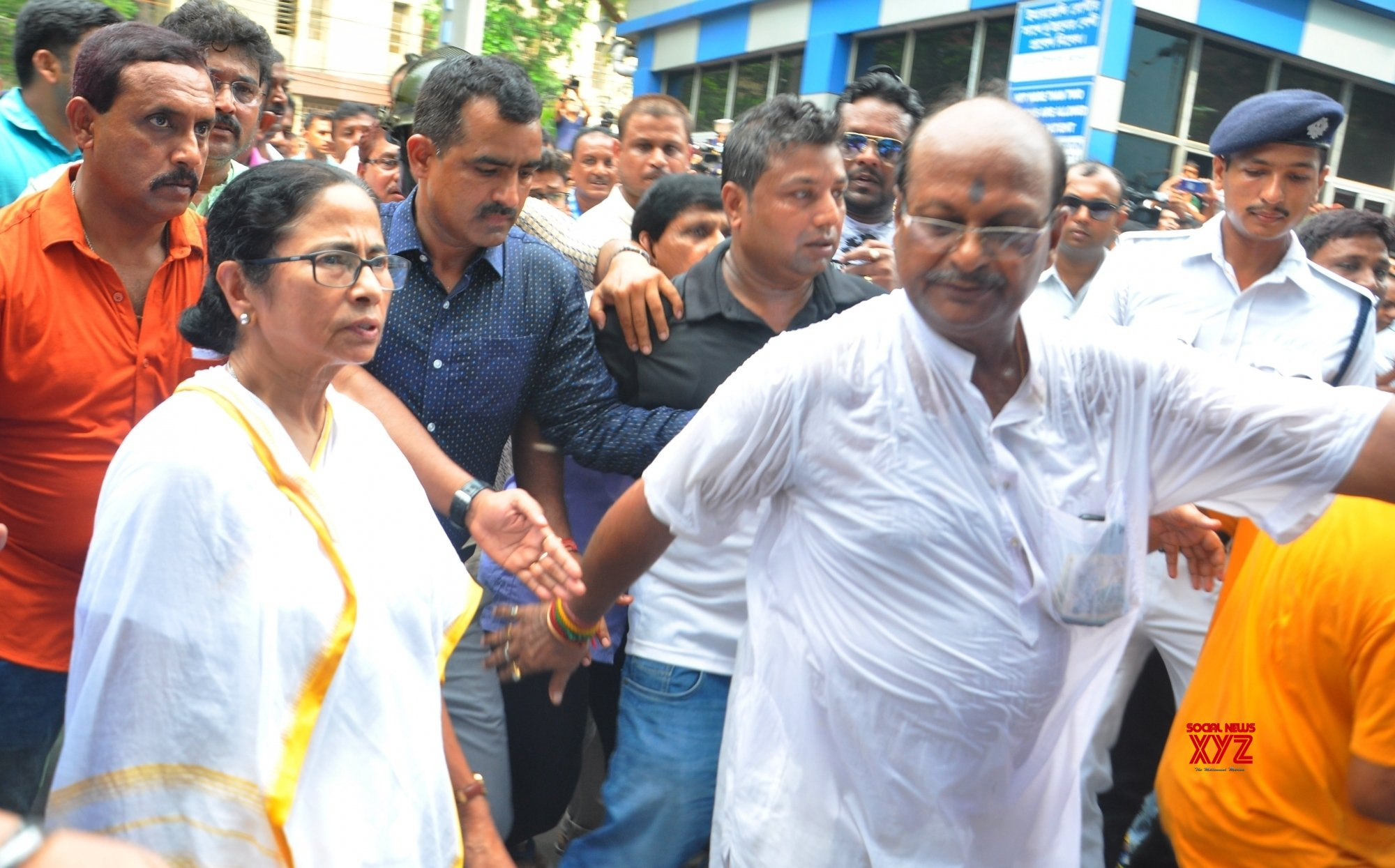 Bengal govt mulls strict action against agitating doctors