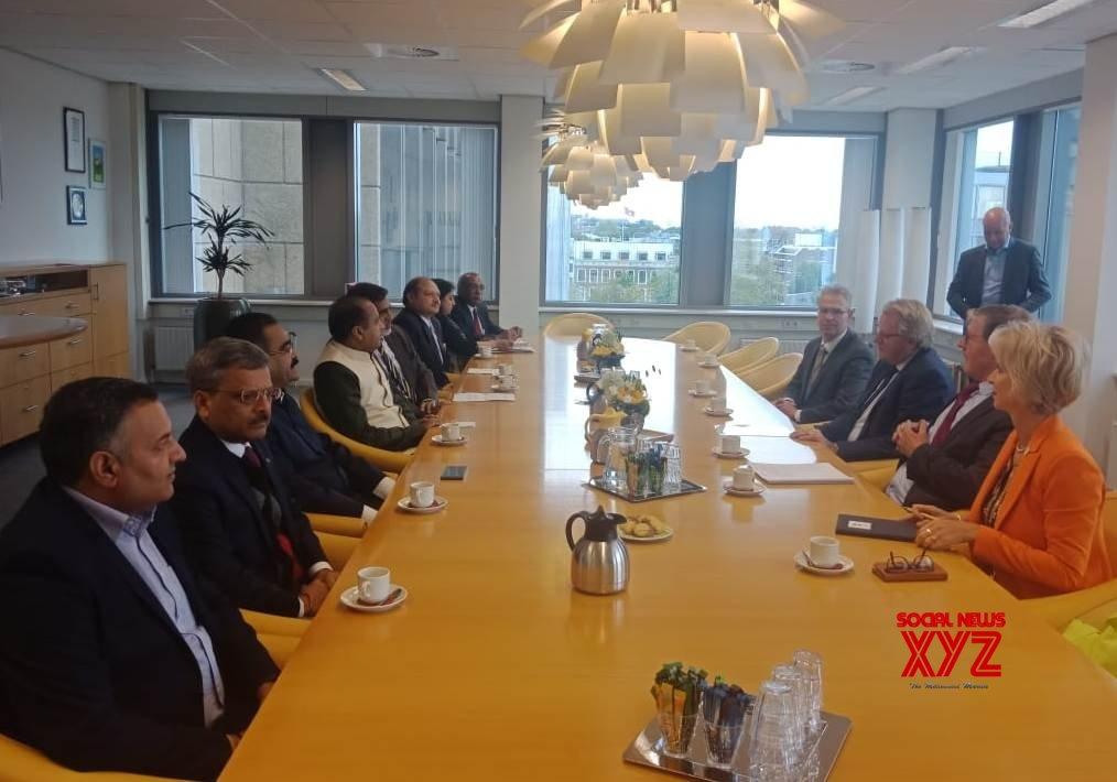 Amsterdam: Himachal CM meets Jan - Kees Goet in Netherlands #Gallery