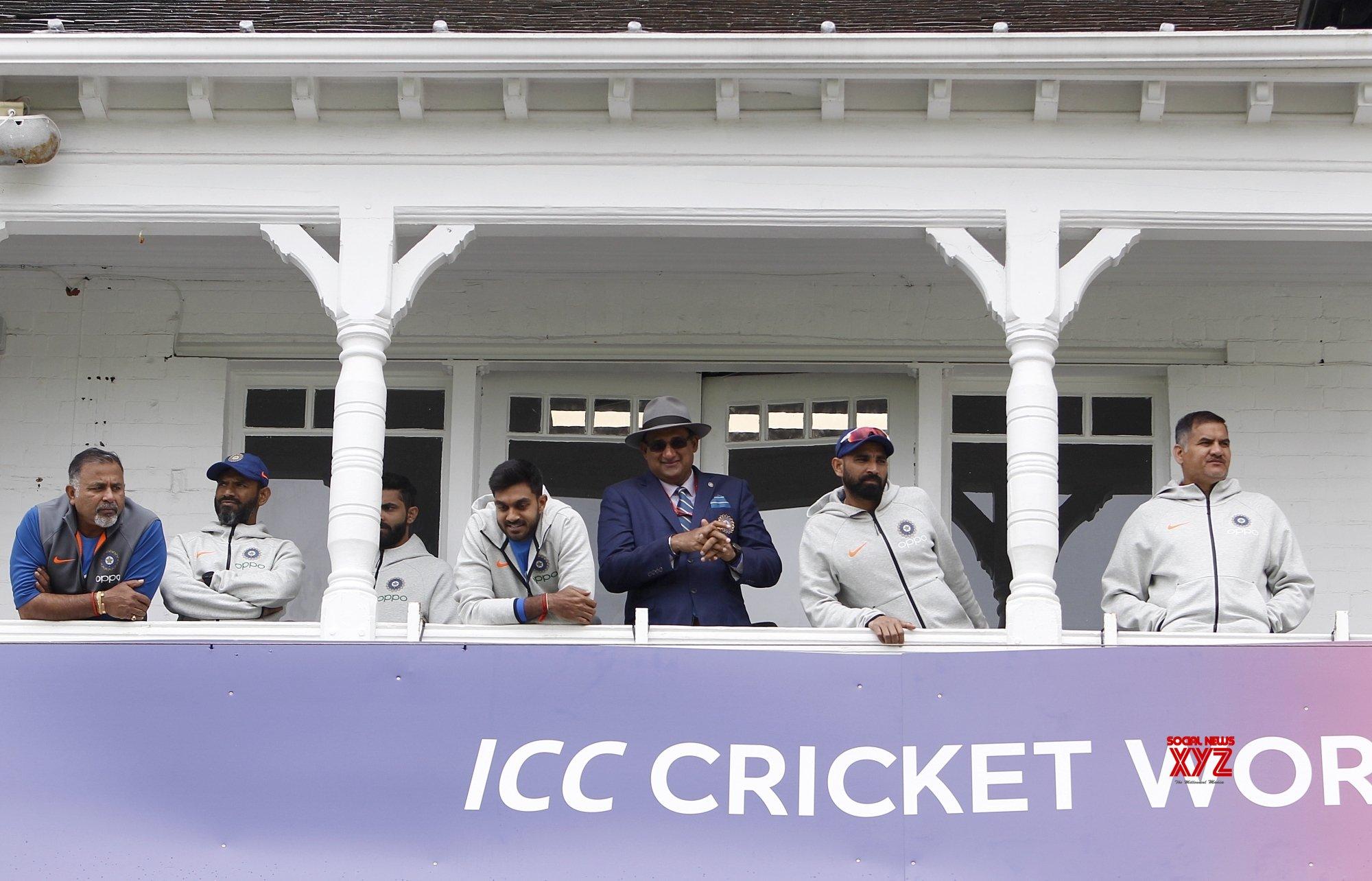 Nottingham (England): World Cup 2019 - Match 18 - India Vs New Zealand (Batch - 7) #Gallery