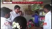 Munugodu Sarpanch Begging For Money In Village, Demands For Cheque Power (Video)