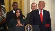 Kim Kardashian assists Trump's justice reforms  (Video)