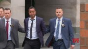 Actor Cuba Gooding Jr. led by police in handcuffs  (Video)