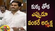 AP CM YS Jagan Sensational Comments On Chandrababu Naidu (Video)