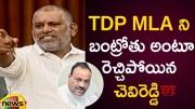 Chevireddy Bhaskar Reddy Fires On TDP Leader Achem Naidu In Assembly Session 2019 (Video)