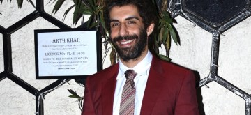 "Mumbai: Actor Jim Sarbh at the wrap-up party of his upcoming Netflix's dance musical drama ""Yeh Ballet"", in Mumbai, on June 13, 2019. (Photo: IANS)"
