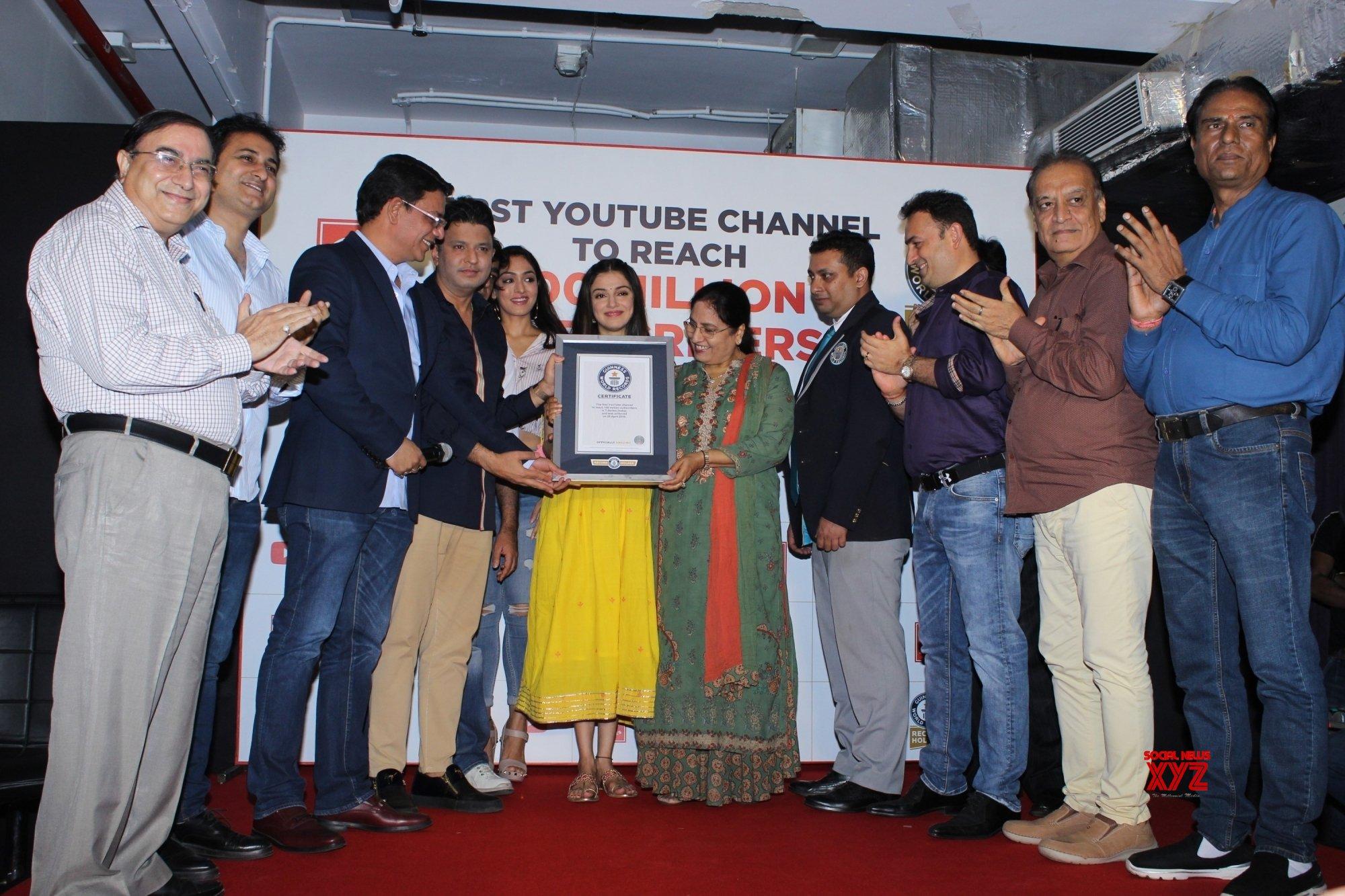 Mumbai: T - Series sets Guinness World Record #Gallery