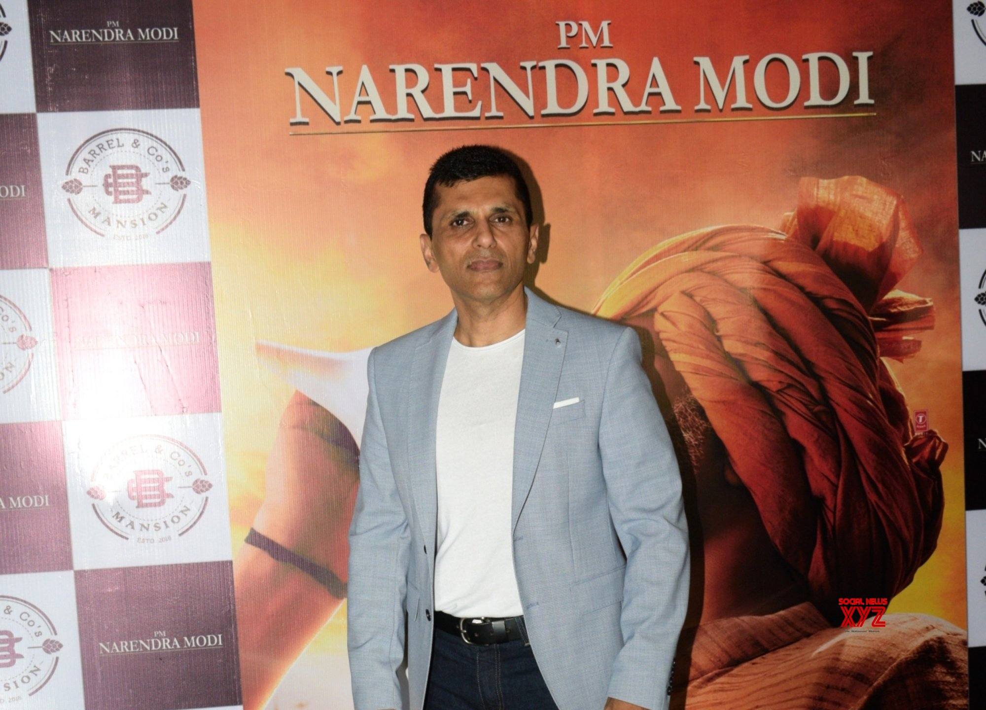 "Mumbai: Film ""PM Narendra Modi"" success party - Indra Kumar, Anand Pandit, Omung Kumar #Gallery"