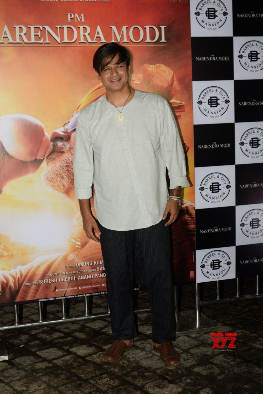 "Mumbai: Film ""PM Narendra Modi"" success party #Gallery"