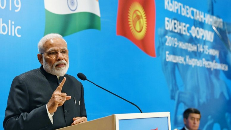 India's growth a big factor for stability, hope in world: Modi