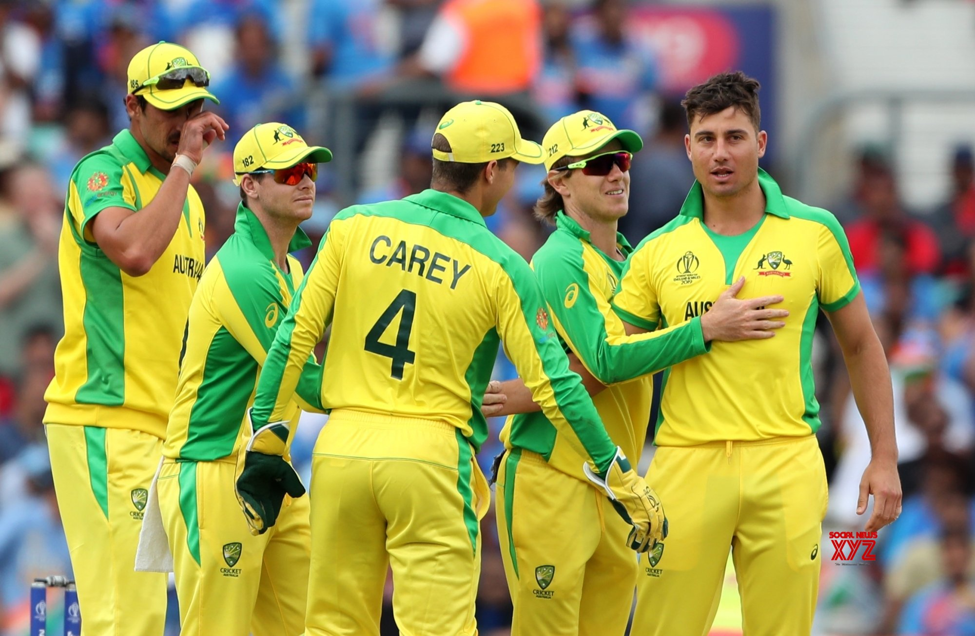 Australia look to continue winning run against SL