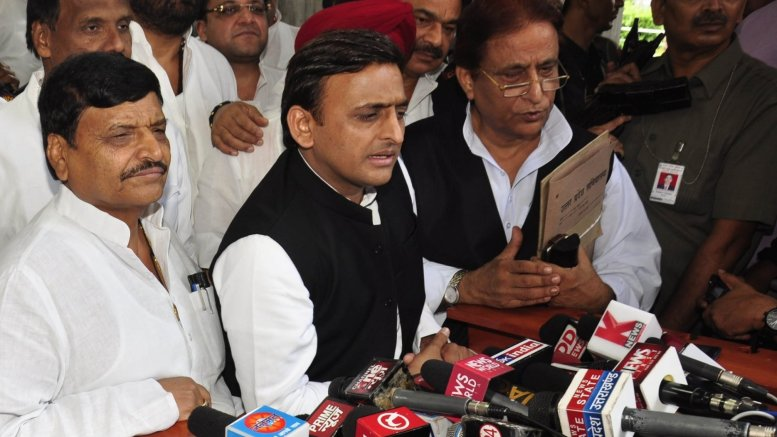 Shivpal, Akhilesh unwilling to unite