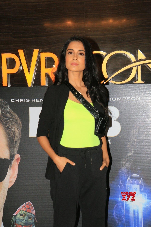 "Mumbai: Film ""Men in Black: International"" screening - Sarah - Jane Dias, Jonita Gandhi #Gallery"