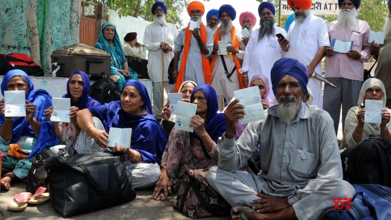 India unhappy over Pakistan not giving visa to official Sikh jatha