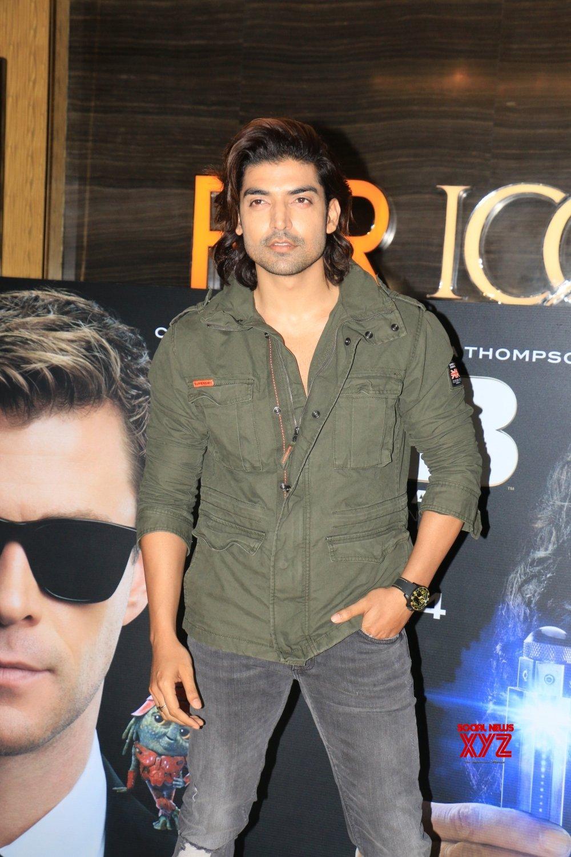 "Mumbai: Film ""Men in Black: International"" screening - Gurmeet Choudhary #Gallery"