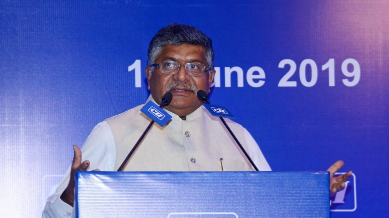 Data Protection Bill finalised: IT Minister Prasad