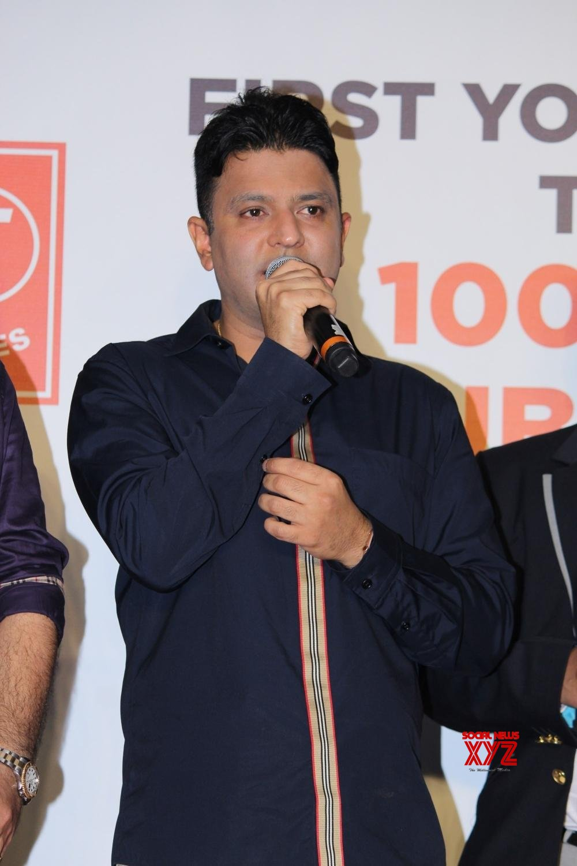 Mumbai: T - Series sets Guinness World Record - Bhushan Kumar #Gallery