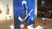David Gilmour Pink Floyd guitars at auction in NYC  (Video)