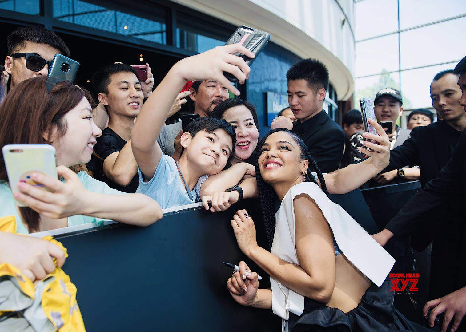 Men In Black: International Movie China Red Carpet And Press Conference HD Gallery