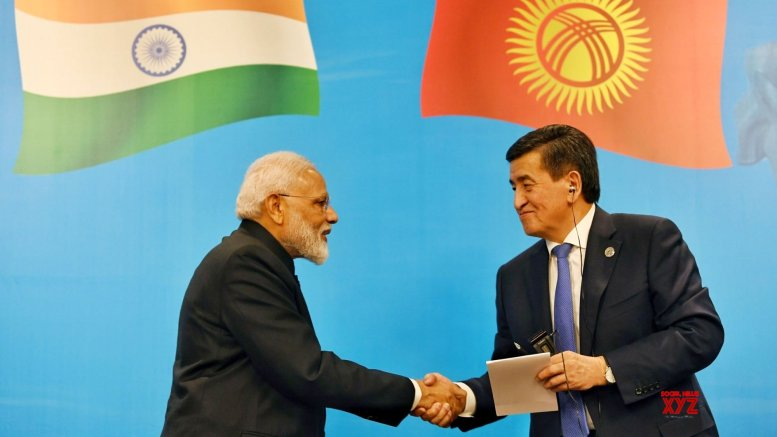 India, Krygyz Republic raise ties to strategic partnership