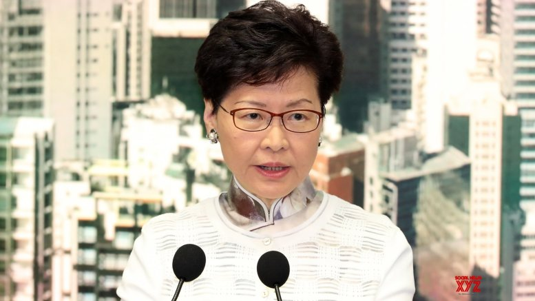 HK chief's apology rejected, protest to continue