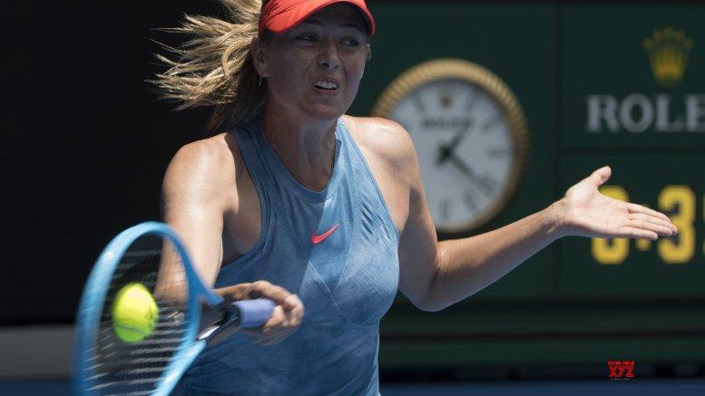 Sharapova makes victorious return in Mallorca