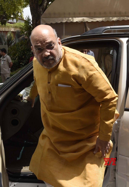 New Delhi: Parliament - Amit Shah #Gallery