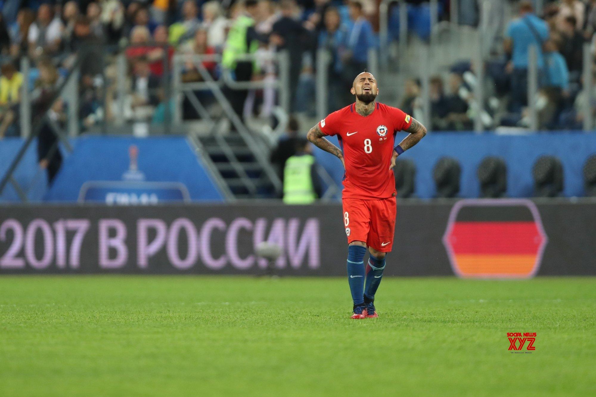 Vidal, Tite support Neymar's return to Barcelona
