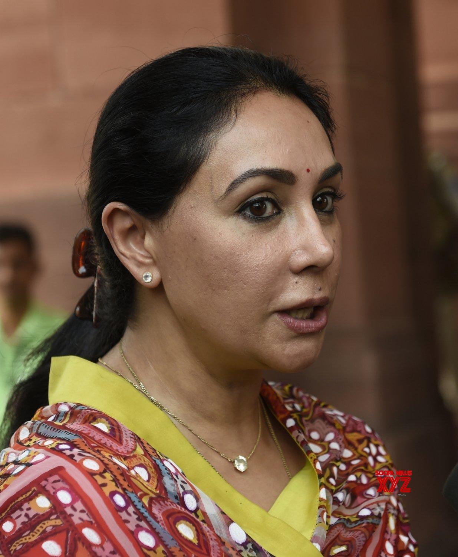 New Delhi: Parliament - Diya Kumari #Gallery