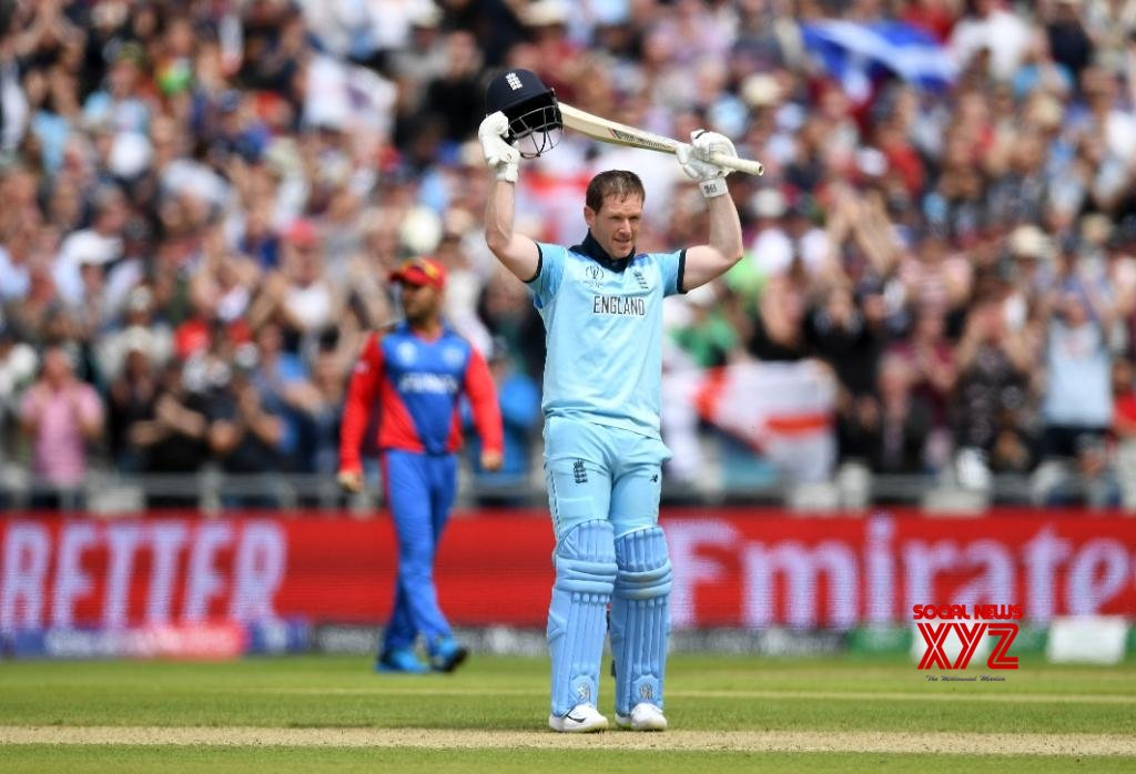 Manchester (England): 2019 World Cup - England Vs Afghanistan (Batch - 1) #Gallery