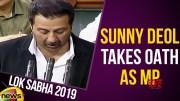 Sunny Deol Takes Oath As Lok Sabha MP (Video)
