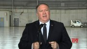 Pompeo: Trump doesn't want war with Iran  (Video)
