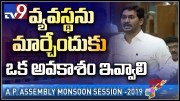 Assembly passes resolution seeking Special Status for AP - TV9 (Video)