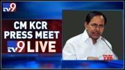CM KCR Press Meet LIVE (Video)