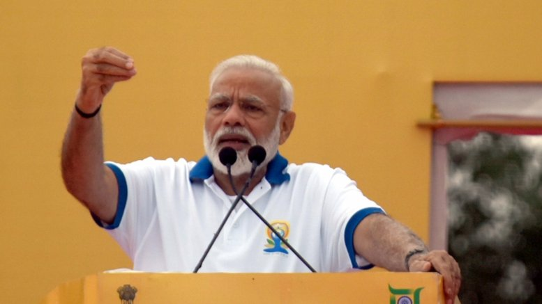Yoga yet to fully reach poor, tribal people: Modi