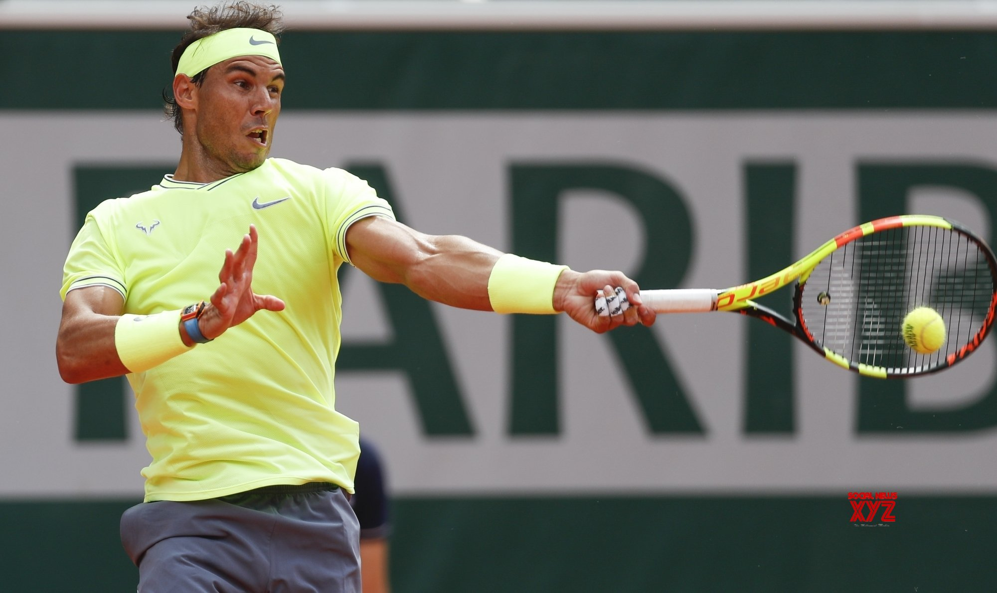 Playing on grass at Wimbledon is radical transition: Nadal