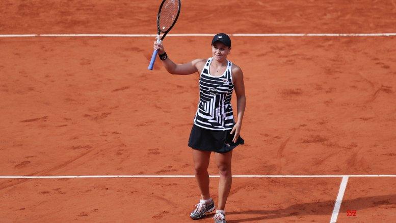 Tennis: Ashleigh Barty wins Birmingham title